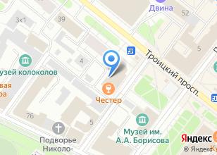 Компания «ПЕРВЫЙ ЦВЕТОЧНЫЙ СУПЕРМАРКЕТ» на карте