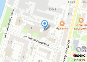Компания «Беломорские узоры» на карте