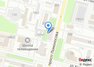 Компания «Камин-Печи29.ру» на карте