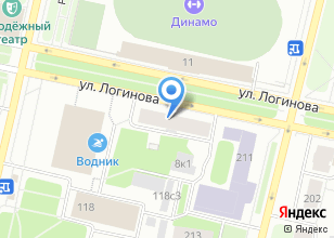 Компания «Упаковка сервис» на карте