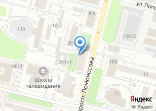 Компания «Хороший» на карте