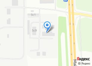 Компания «Север ИНФОРМ» на карте