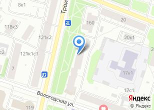 Компания «Коллаж» на карте