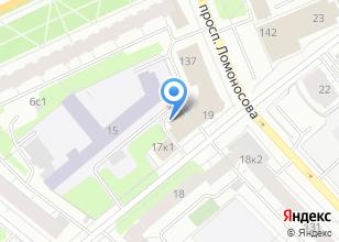 Компания «Севдорстройсервис» на карте
