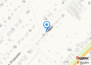 Компания «Центр авторемонта» на карте