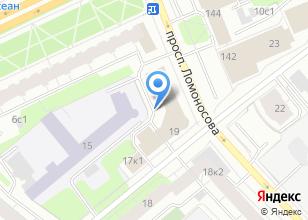 Компания «СтройДизайнПроект» на карте