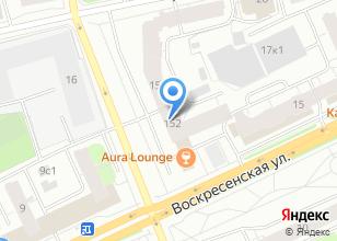 Компания «Строящийся жилой дом по ул. Ломоносова проспект» на карте