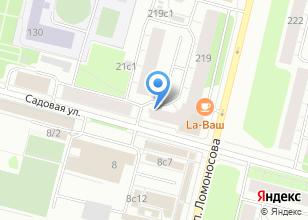 Компания «НК-Север» на карте