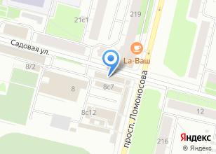 Компания «Магазин мотозапчастей» на карте