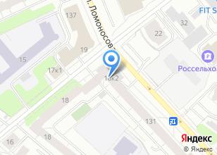 Компания «Отделстрой» на карте