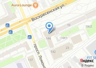 Компания «Cvetoland» на карте