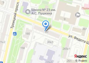 Компания «Карандаш ОПТ» на карте