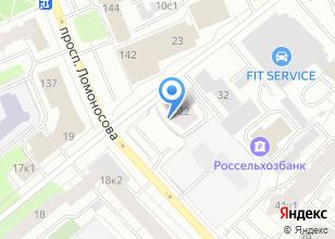 Компания «Строящийся жилой дом по ул. Карла Либкнехта» на карте