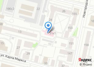 Компания «Уценочка» на карте