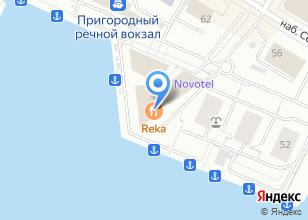 Компания «Попова 34» на карте
