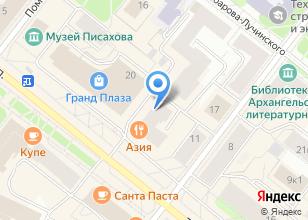 Компания «АРТ-ИЗО» на карте