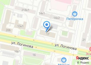 Компания «Версус-М» на карте