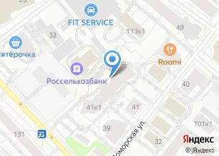 Компания «Магия Штор» на карте