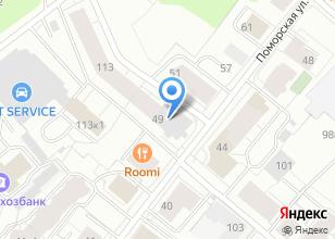 Компания «Строительно-монтажное предприятие» на карте