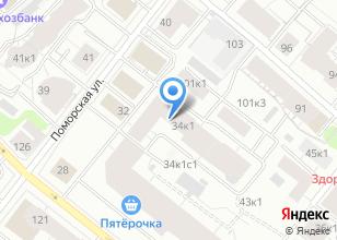Компания «Ваш Очаг» на карте