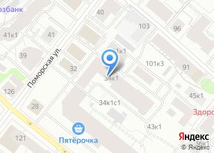 Компания «ДЕКРА РУСЬ» на карте