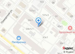 Компания «Седьмое небо» на карте