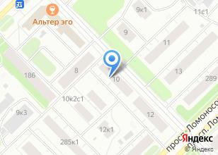 Компания «Союз-Техно» на карте