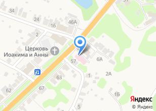 Компания «Аптека №6» на карте