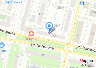 Компания «Эксперт Архангельск» на карте