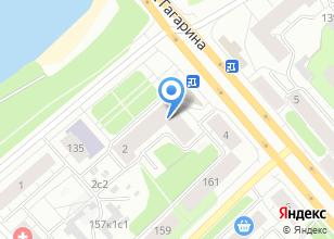 Компания «Бумрыба» на карте