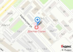Компания «Фрост-Сервис» на карте