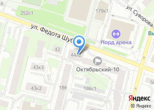 Компания «Профессиональный зоомагазин» на карте