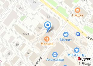 Компания «Транспортная компания чартерных перевозок» на карте