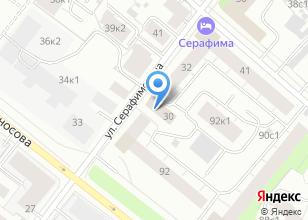 Компания «Архангельская Мебельная Компания» на карте