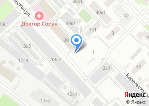 Компания «ЭдельвейсКомпани» на карте
