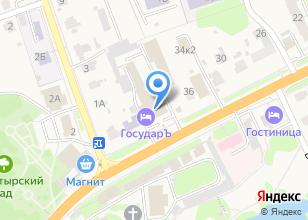 Компания «СтройСам» на карте