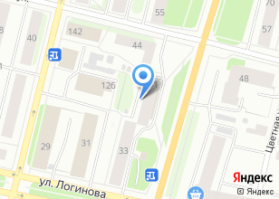 Компания «Пять Шагов» на карте