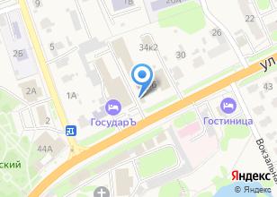 Компания «Медилон Фармимэкс» на карте
