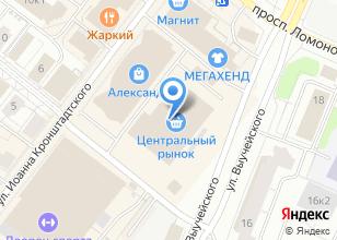 Компания «Дамские шткучки» на карте