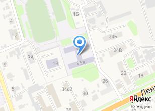 Компания «Боголюбская средняя общеобразователная школа» на карте