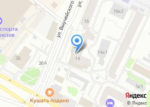 Компания «Завод-Окон. РФ» на карте