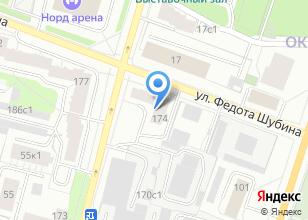 Компания «Ingris» на карте
