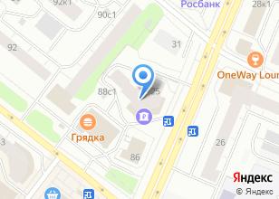 Компания «Аргос Realty» на карте