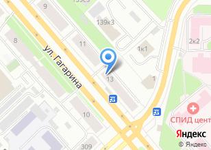 Компания «Книжная страна» на карте