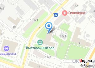 Компания «ЕвроПрофиль» на карте