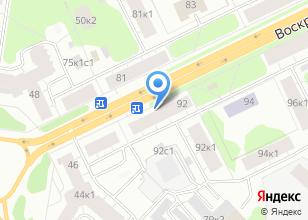 Компания «Ница» на карте