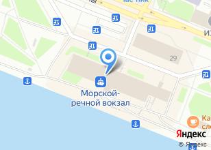 Компания «Островок уюта» на карте