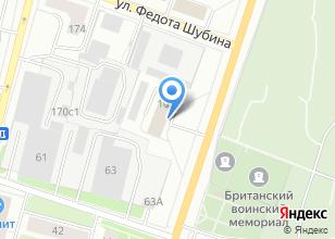Компания «ТГК-2 Энергосбыт» на карте