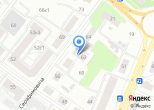 Компания «Коррэкт Плюс» на карте