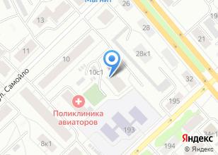 Компания «ЗооРим» на карте